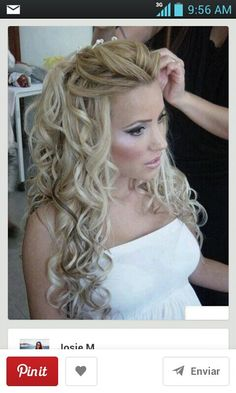 #hairstyle #wedding