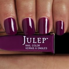 Julep Beverly: Boysenberry Crème Nail Polish