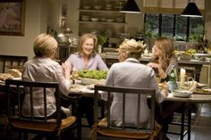 The best films to inspire your next home renovation: It's Complicated (2009) For sophisticated, relaxed Californian style – and fabulous houses — you can't go past Nancy Meyers' movies, particularly this Meryl Street/Alec Baldwin comedy/romance.