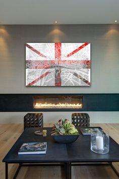 River Thames Canvas Wall Art | HauteLook