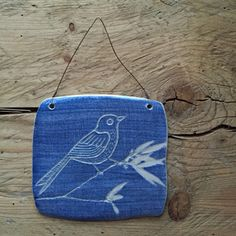 Image of Little Bird Art Tile