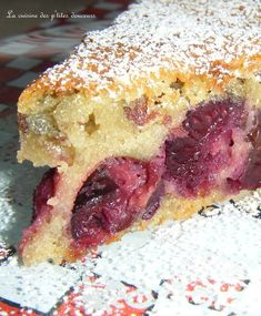 Kinds Of Desserts, Köstliche Desserts, Delicious Desserts, Yummy Food, Chefs, Sin Gluten, Gateau Cake, Clafoutis Recipes, Sweet Recipes