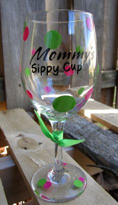 "Perfect Mother's Day gift tho I would have it say ""grandmas sippy cup""!"