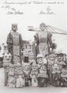 Els gegants del Tibidabo i els cap grossos, 1959