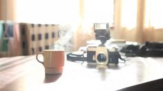 coffee+and+camera+cinemagraph.gif (640×360)