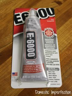 E-6000 strongest glue that works for ceramic plates on wall--don't use gorilla glue or hot glue -- read this