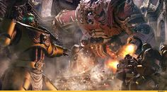 Warhammer 40000,warhammer40000, warhammer40k, warhammer 40k, ваха, сорокотысячник,фэндомы,Space Marine,Adeptus Astartes,Imperium,Империум,hellbrute,chaos space marine,Chaos (Wh 40000)