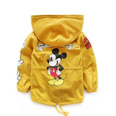 Mickey Cargo Jacket *CLOSEOUT* · BKT · Online Store Powered by Storenvy