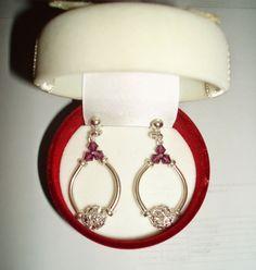 Y más pendientes!! arizzacrystal.simplesite.com arizzacrystal.blogspot.com #belleza #elegancia