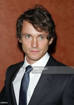 Actor Hugh Dancy attends the opening night party for 'After Miss Julie' on Broadway at the Roundabout Theatre Company's American Airlines Theatre on October 22, 2009 in New York City.