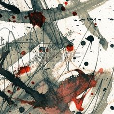 Abstract grunge background, ink texture. Stock Photo - 17700515