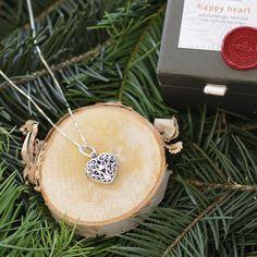Happy Heart - Saje - aromatherapy jewellery