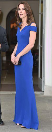 9 Jun 2016 - Duchess of Cambridge attends SportsAid Gala. Click to read more