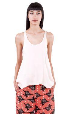 VENUS TANK TOP FRONT Venus, Short Sleeves, Tunic, Shirt Dress, Tank Tops, Spring, Model, Cotton, How To Wear