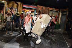 "Saturday Night Live: Justin Timberlake ""Veganville"" [Photo Credit: ©2013/Dana Edelson/NBC]"