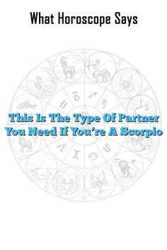 This Is The Type Of Partner You Need If You're A Scorpio  #Aries #Cancer #Libra #Taurus #Leo #Scorpio #Aquarius #Gemini #Virgo #Sagittarius   #Pisce #zodiac_sign #zodiac #astrology #facts #horoscope #zodiac_sign_facts #love #truth #truelove  #relationship #findinglove #attachment #anxiety