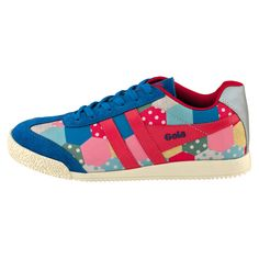 Gola x Cath Kidston Patchwork Spot Trainers | Patchwork Spot | CathKidston