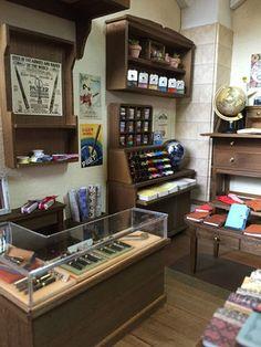 Set di 6 libri in legno in miniatura 1:12 Aula studio camera da letto colorato regalo casa delle bambole