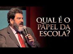 Mário Sérgio Cortella falando sobre o papel da família na educação dos filhos. - YouTube Professor, Coaching, Self, Management, Youtube, Motivation, Education, School, Life