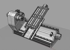 1000 Ideas About Cnc Lathe On Pinterest Lathe Machine
