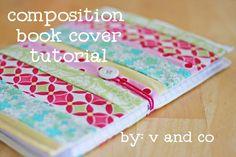 DIY book cover