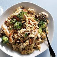 Chicken Broccoli Couscous