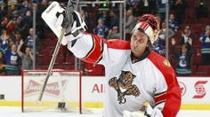 """Allow me a fan moment – """"Luongo night"""" was amazing Panthers Game, Florida Panthers, The End Game, Vancouver Canucks, Team S, S Star, Nhl, Hockey, The Incredibles"""