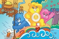 Care Bears to return to comic books after 25 years #CareBears