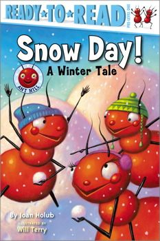 061cae6ff3 It is wintertime and the Ant Hill kids are enjoying a snow day! They count