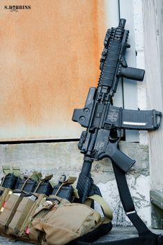 Build Your Sick Custom Assault Rifle Firearm With This Web Interactive Firearm Gun Builder with ALL the Industry Parts - See it yourself before you buy any parts Military Weapons, Weapons Guns, Guns And Ammo, Airsoft, Ar Rifle, Ar Pistol, Battle Rifle, Survival, Cool Guns