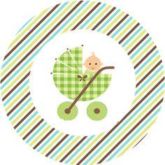 cha de bebe boy kit to print free