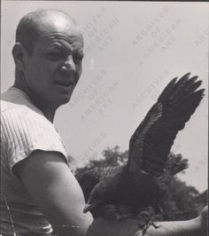 Photographs:Portraits of Jackson Pollock, Jackson Pollock and Lee Krasner papers, circa 1905-1984 - Digitized Collection Viewer | Archives of American Art, Smithsonian Institution