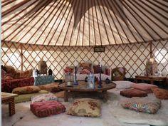 Image result for large yurt