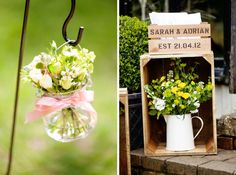 A Quintessentially English Afternoon Tea Wedding at The Lamer Tree Gardens...
