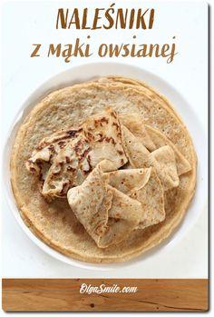naleśniki z mąki owsianej - naleśniki owsiane - naleśniki z mąką owsianą - naleśniki - przepis na naleśniki - przepis na bezglutenowe naleśniki - wegańskie naleśniki - naleśniki bez glutenu - jak zrobić wegańskie naleśniki -naleśniki bez jajek