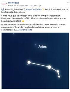 Promologis Astrologie International Cat Day, Starry Nights, Astronomy, Calendar