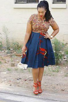 African Dresses For Women, African Print Dresses, African Print Fashion, Africa Fashion, African Attire, African Wear, African Fashion Dresses, African Women, Ghanaian Fashion