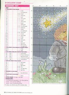 The world of cross stitching 085 июнь 2004