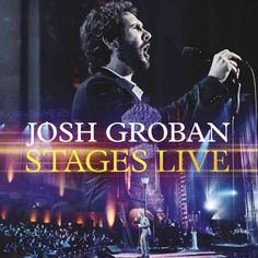 Josh Groban - Stages Live, Brown