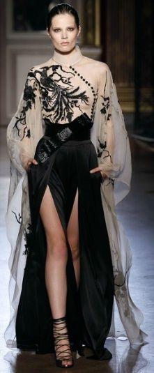 Glamour-élégant