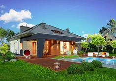 Porodični raj: Savršen dom zaveliku porodicu(DETALJAN PLAN)