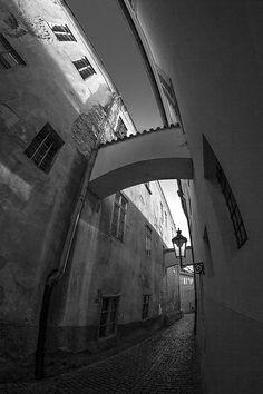 Lamp, Prague Czech Republic, Prague, Black And White Photography, City, Black White Photography, Bohemia, Bw Photography, Cities