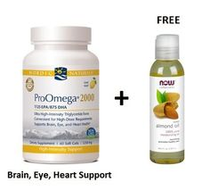 Omega 3 DHA Premium by XtendLife  Exclusive New Zealand Formula Contains High DHA Fish Oil Plus Lycopene And Astaxanthin For AntiAging and Skin Support 60 Soft Gels -- Click on the image for additional details.