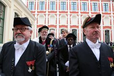 On 22 March 2013 Ghent University celebrated its 196th birthday. On this day, called Dies Natalis, Ghent University traditionally grants the honorary doctorates to researchers in recognition for their scientific merit.