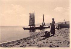 Kurische Nehrung Strand von Pillkoppen 1932