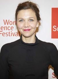At the opening gala for the World Science Festival, a terrific cast performed a reading of Radiance: The Passion of Marie Curie.  Readers included Liev Shreiber, Allison Janney, and Maggie Gyllenhaal in the title role.  Gyllenhaal channeled Curie's stubbornness, obsessiveness, and fragility (she literally wasted away from her long exposure to radium).  And while magnetism and radioactivity are used as double-entendres on more than one occasion, the focus was Curie's true passion for science.
