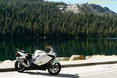 Shot by me, K1300S High Speed Trip, Mirror Lake, Yosemite.