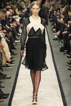 Givenchy RTW Fall 2014 -Paris Fashion Week