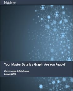 Learn why your master data is a graph and how graph databases like Neo4j are the best technologies for master data management.