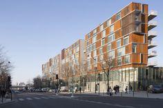 [ architectes ] babin + renaud : Paris porte montmartre